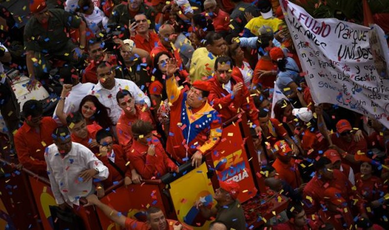 Creación del partido único en Venezuela: ¿aborta el debate sobre el socialismo del siglo XXI?