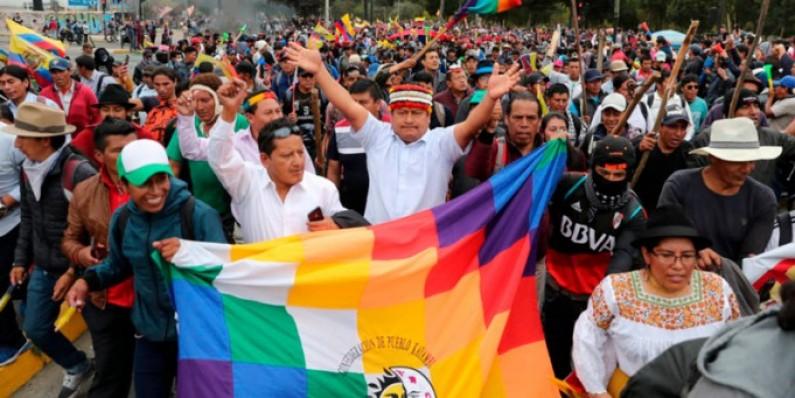 Caminos y bifurcaciones del movimiento indígena ecuatoriano