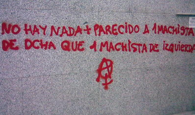 """""""Los movimientos sociales son tremendamente machistas"""""""