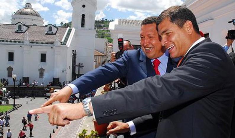 No se confundan: Correa es distinto de Chávez