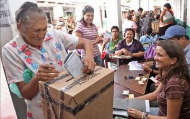 Hacia dónde va la democracia en América Latina?