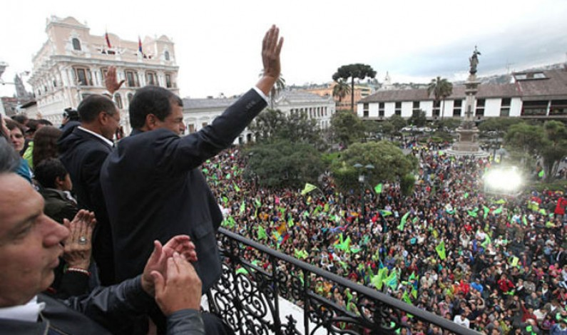 Ecuador: ocaso y muerte de una revolución que al parecer nunca nació