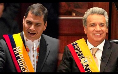 Ecuador: orden de prisión a R. Correa y la corrupción