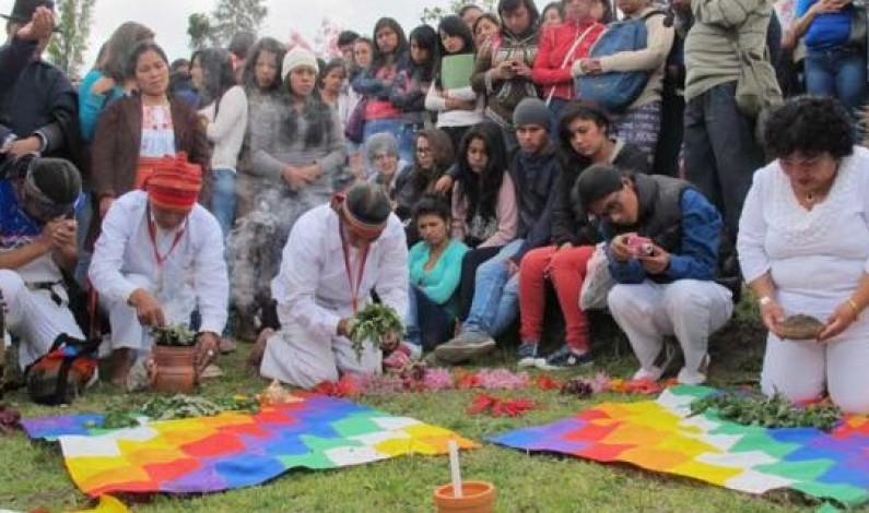 La incómoda presencia del mundo indígena en la escena electoral de Ecuador