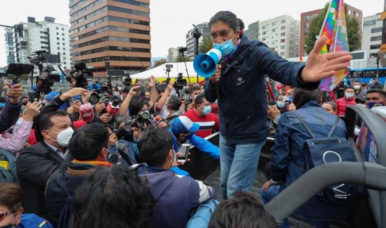 Ecuador: Yaku Pérez y otra izquierda es posible