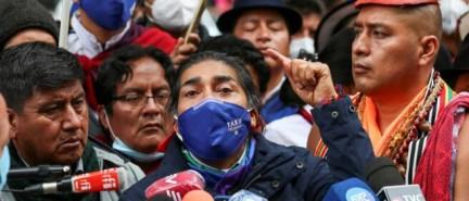 Ecuador: del paro de Octubre a un gobierno indígena insurgente